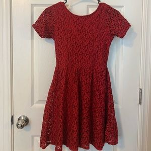 ASOS Cute Red dress